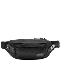 Master Piece Hunter Waist Bag Black