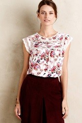 Meadow Rue Nellore Blouse Pink