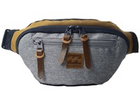 Billabong Java Waistpack Grey Heather Navy Backpack Bags Blue