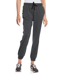 Bench Heathered Jogger Pants Anthracite