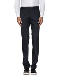 Gold Case By Rocco Fraioli Trousers Casual Trousers Men Dark Blue