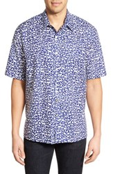 Men's Tori Richard 'Dog Park' Regular Fit Cotton Lawn Sport Shirt