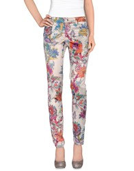 Just Cavalli Trousers Casual Trousers Women Light Grey