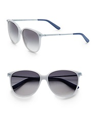 Marc By Marc Jacobs 57Mm Oversized Sunglasses Blue