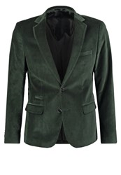 Kiomi Suit Jacket Dark Green