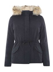 Dorothy Perkins Only Navy Lucca Parka