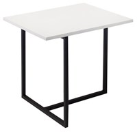 Modloft Urbn Dolf Rectangular Side Table