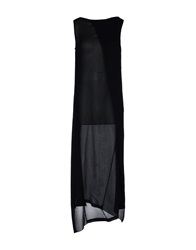 Peachoo Krejberg Long Dresses Black