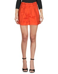 Aspesi Shorts Orange