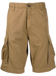 Perfection Cargo Shorts Brown
