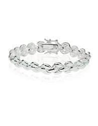 Lord And Taylor Sterling Silver Bracelet
