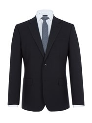 Paul Costelloe Men's Barton Wool Rich Suit Jacket Black