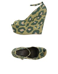 Aniye By Pumps Military Green