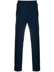 Fila Elasticated Waist Trousers Blue