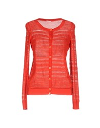 Malo Cardigans Red