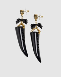 Tarina Tarantino Earrings Black