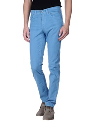 Jeckerson Casual Pants Azure