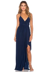 T Bags Losangeles Ever Maxi Dress Navy