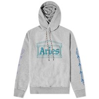 Aries Temple Hoody Black