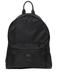 Versace Medusa Logo Nylon Backpack