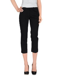 Met And Friends Trousers 3 4 Length Trousers Women Black