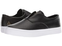 Huf Dylan Slip On Black 2 Skate Shoes