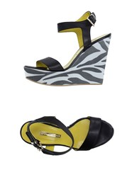 Atos Lombardini Footwear Sandals Women Black