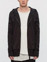Thom Krom Double Layer Sweat Zipper Jacket