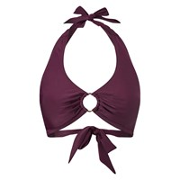 Phase Eight Vanessa Bikini Top Plum