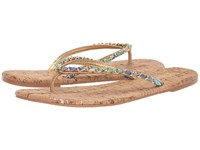 Lilly Pulitzer Naples Sandal Natural Dress Sandals Beige
