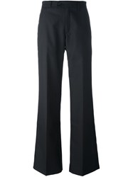 Aries Straight Leg Trousers Black