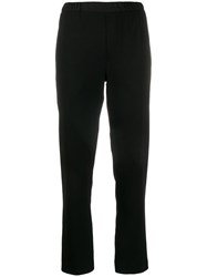 Stephan Schneider Cypress Cropped Trousers Black