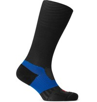2Xu Elite Lite X Lock Stretch Compression Socks Black