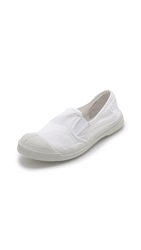 Bensimon Tennis Tommy Slip On Sneakers White