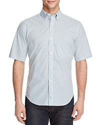 Tailorbyrd Blue Star Classic Fit Short Sleeve Shirt Compare At 89.50 Green