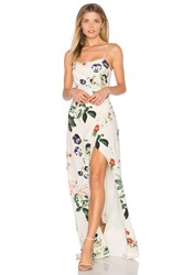 Style Stalker Angeles Maxi Dress Ivory