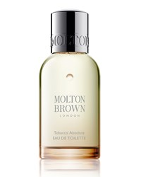 Tobacco Absolute Eau De Toilette Spray 50 Ml Molton Brown