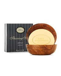 The Art Of Shaving Shaving Soap With Wooden Bowl Unscented