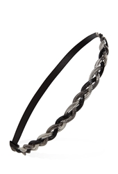 Forever 21 Braided Chain Headwrap