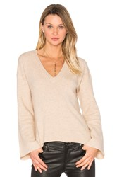 Feel The Piece Wesley Sweater Tan