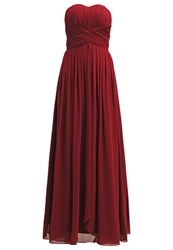 Y.A.S Yas Yasmolly Occasion Wear Cabernet Bordeaux