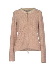 Le Tricot Perugia Cardigans Sand