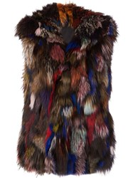 Jocelyn Fur Gilet