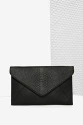 Nasty Gal Rowan Envelope Crossbody Bag