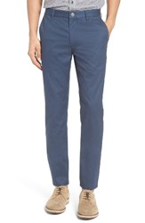 Bonobos Men's Tailored Fit Washed Chinos Steely