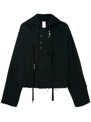 Damir Doma Hooded Jacket Black