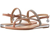 Guess Jabel Light Pale Rust Pink Women's Dress Sandals