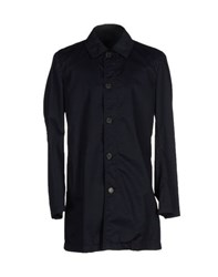 Allegri Coats And Jackets Full Length Jackets Men Dark Blue