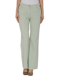 Caractere Aria Casual Pants Light Green