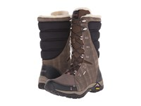 Ahnu Northridge Insulated Wp Brindle Women's Waterproof Boots Brown
